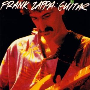 Zappa-Guitar