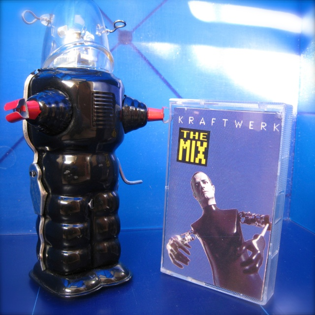 #3 Cassette - Kraftwerk