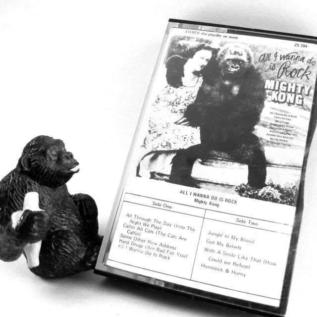 Cassette - Kong