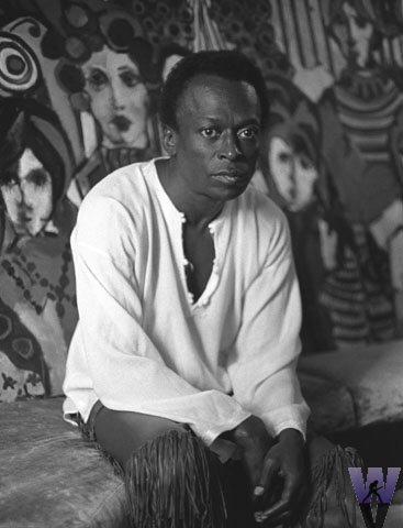 Miles, 1969 [Courtesy wolfgangsvault.com]