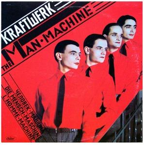 Kraftwerk-Man Machine