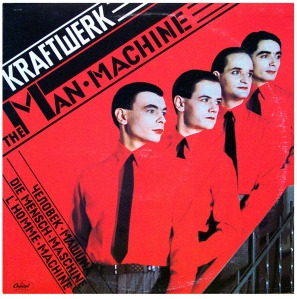Kraftwerk-Man Machine