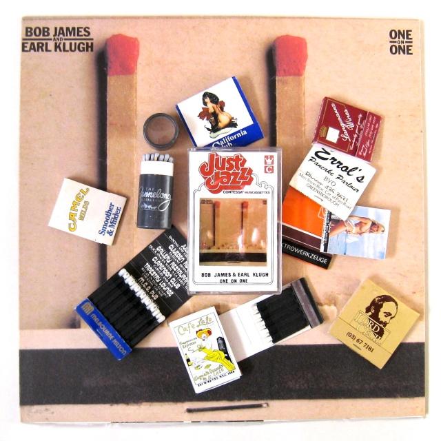 cassette matchbook