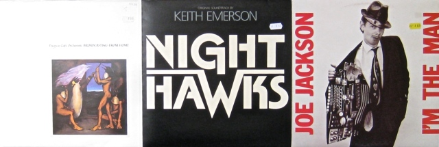 Excellent PCO, mediocre Keith Emerson, under-rated Joe Jackson