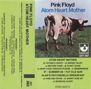 Atom Heart Cassette