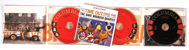 Time Out CD re-issue