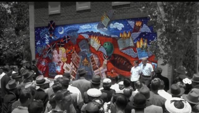 pleasantville mural