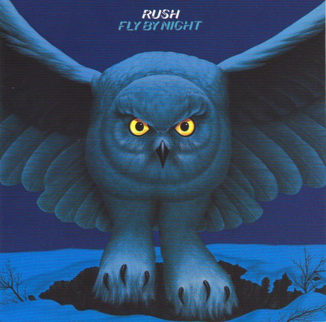 Rush-fly by night