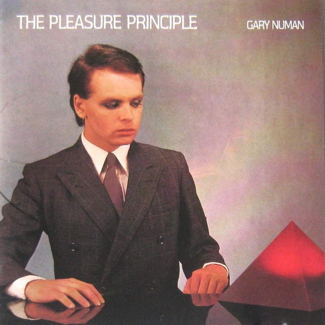 Gary Numan Pleasure