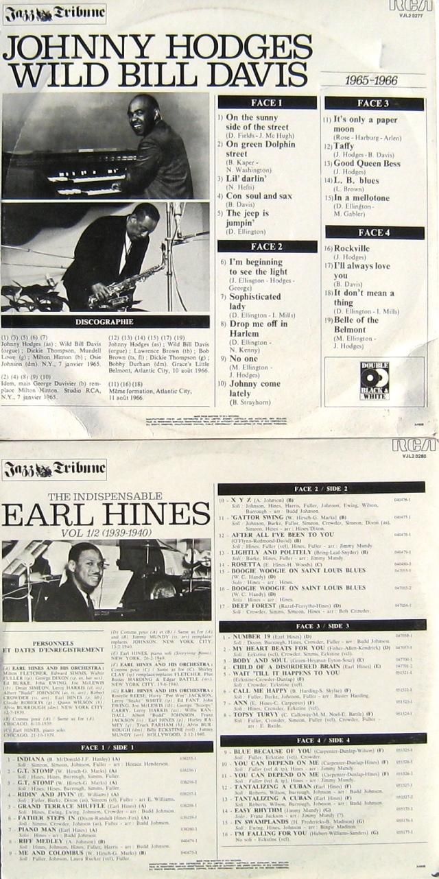 Jazz Tribune back
