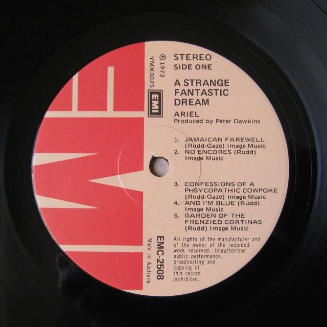 Strange Fantastic LP-1