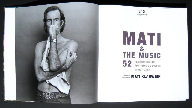 Mati Klarwein title page photo