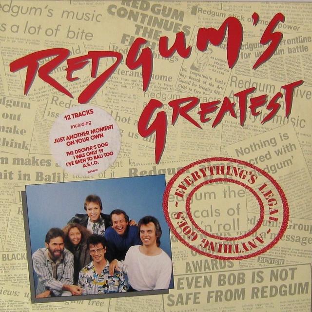 Redgum - Greatest