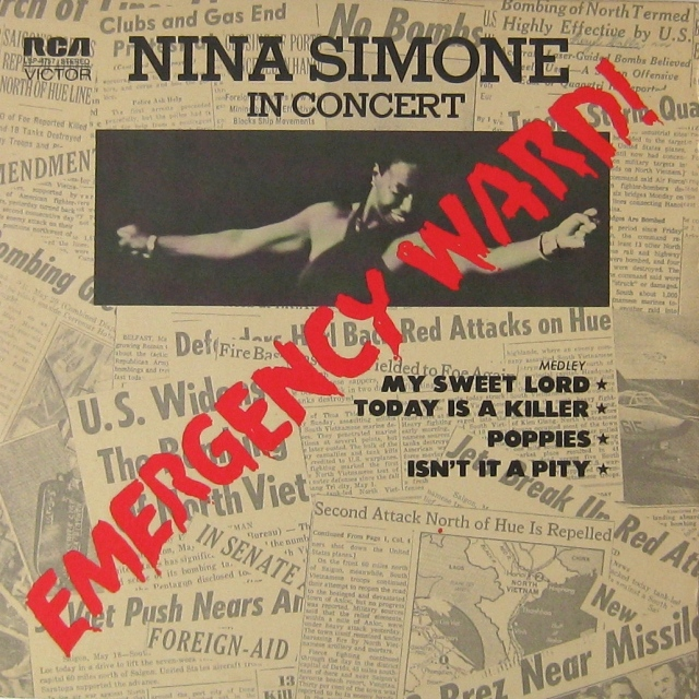 Nina Simone - Emergency
