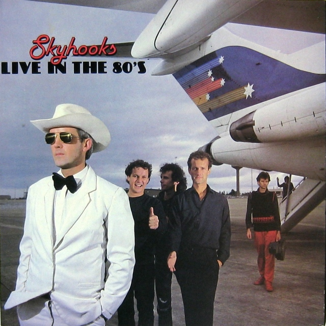 Skyhooks Live in 80s