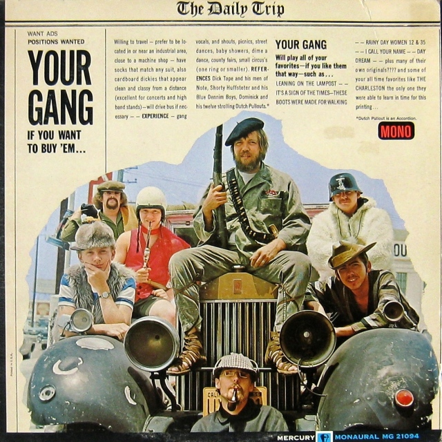 Your Gang LP