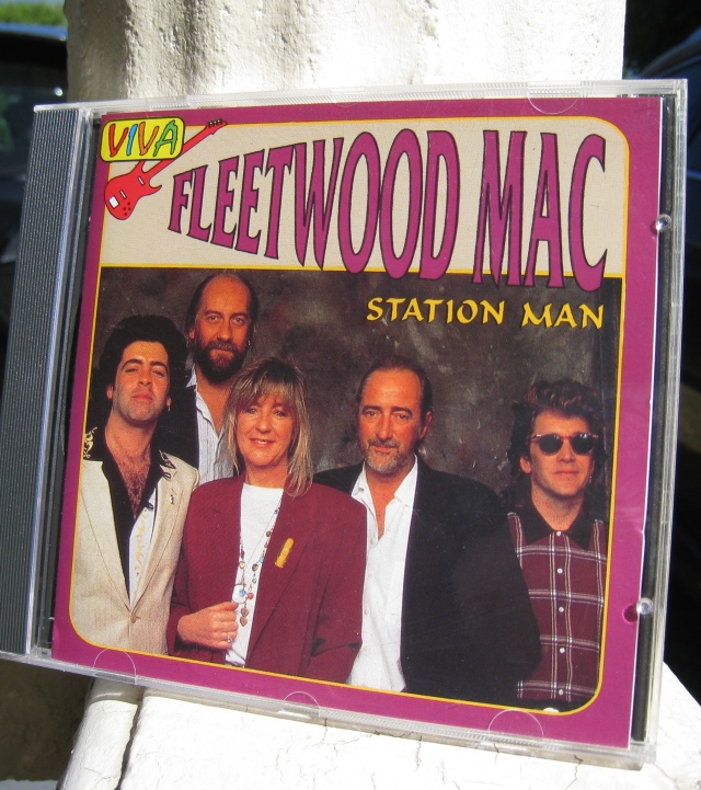 Fleetwood Mac Station Man
