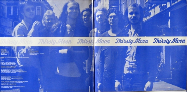 Thirsty Moon Inner gatefold