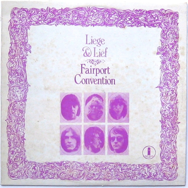 Fairport Convention Liege Leaf
