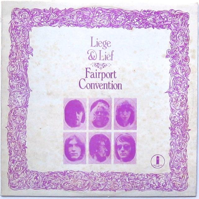 Fairport Convention Liege Leaf