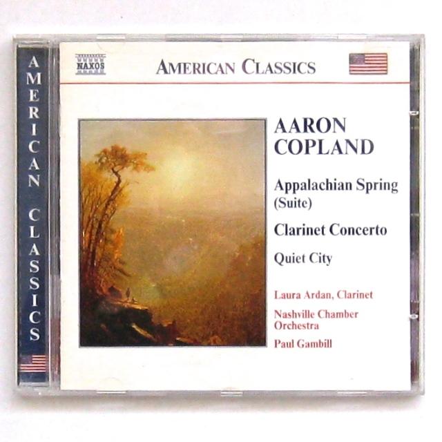 Copeland, Aaron