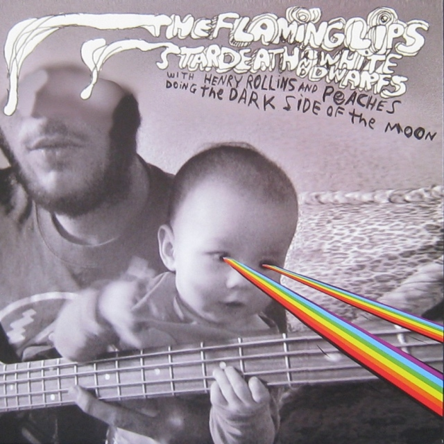The Flaming Lips & Stardeath and White Dwarves with Henry Rollins And Peaches Doing The Dark Side Of The Moon (Warner Bros, 2009)