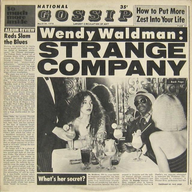 Wendy Waldman Strange