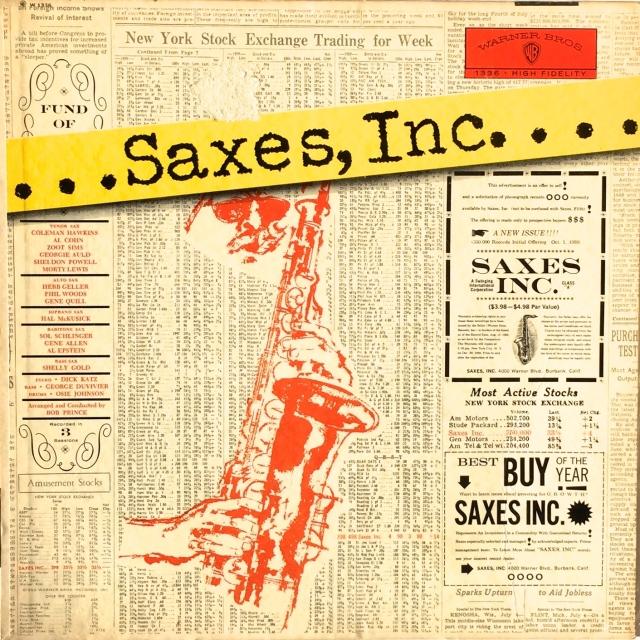 Saxes Inc