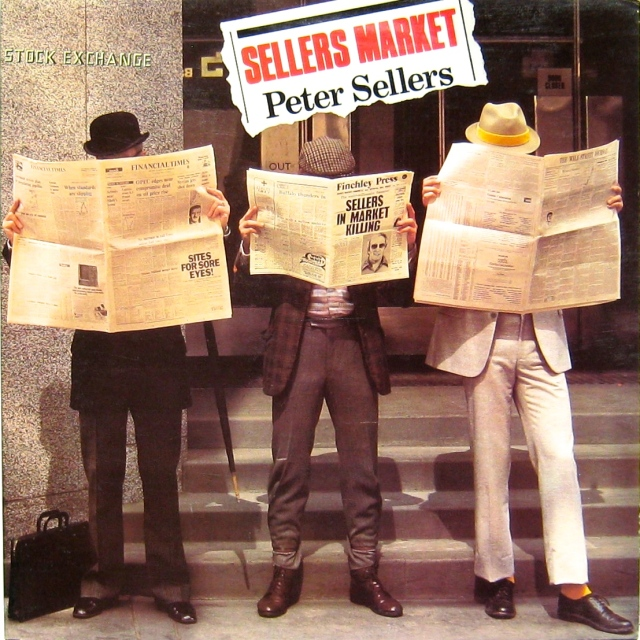 Peter Sellers LP