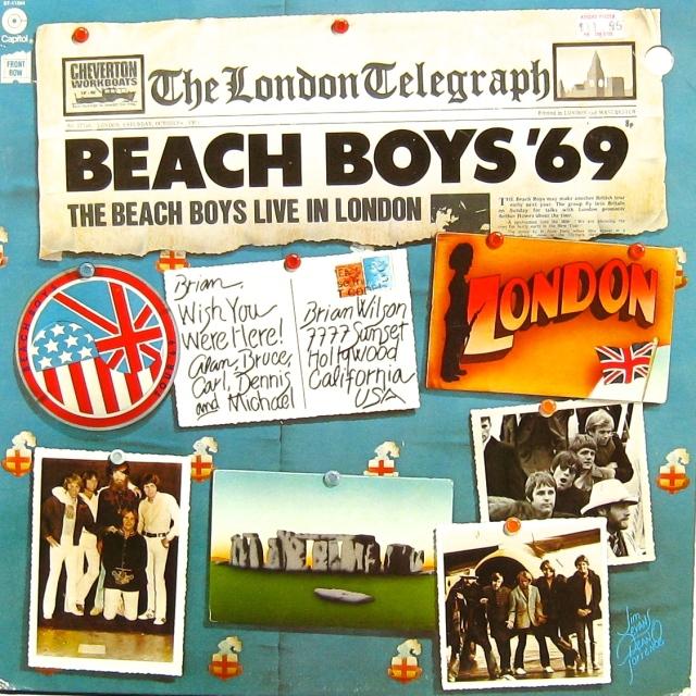 Beach Boys 1969