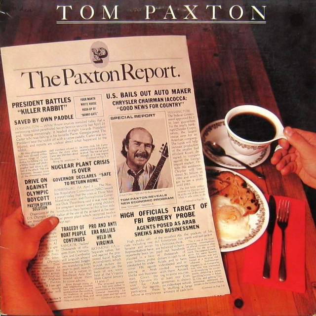 Tom Paxton - Report