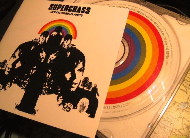 Life on Other Planets Supergrass