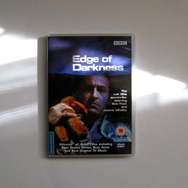 Edge of Darkness DVD