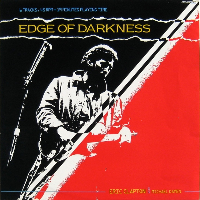 Eric Clapton edge of darkness