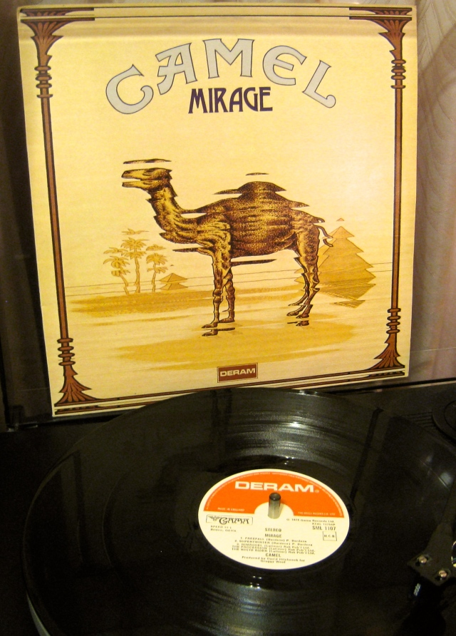 Camel MIRAGE TURNTABLE