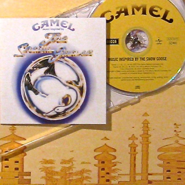 Camel Snow Goose
