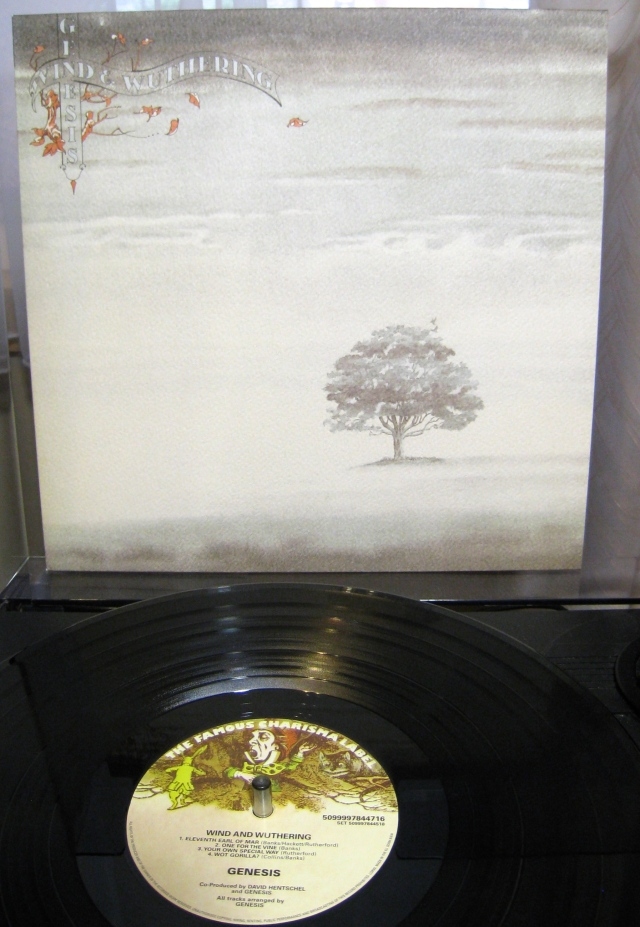 Wind and Withering vinyl