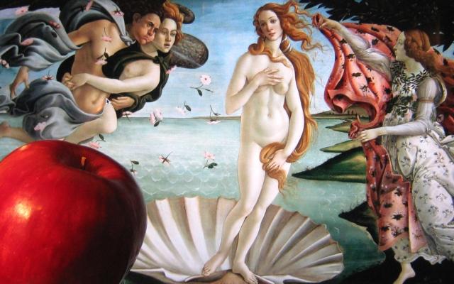 Apple and Venus