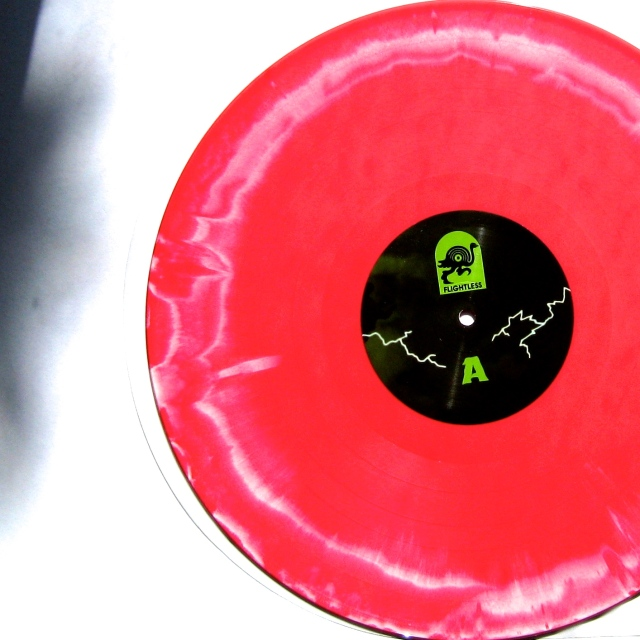 Coloured vinyl 2