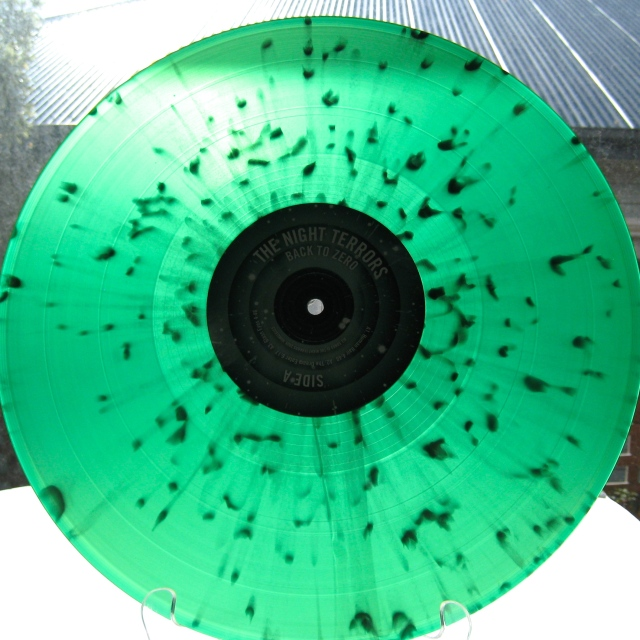Coloured vinyl 3