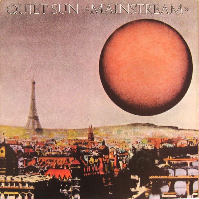 Quiet Sun - Mainstream