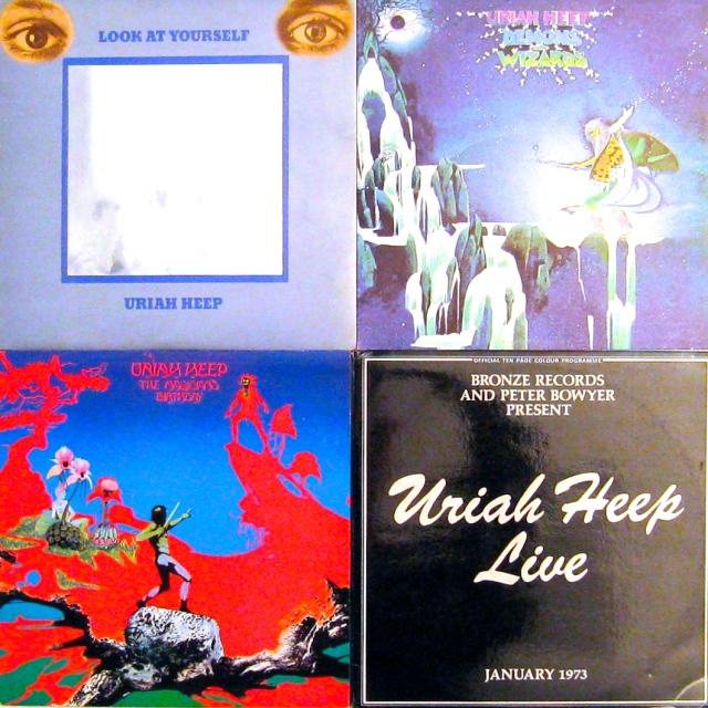 Uriah Heep 71-73