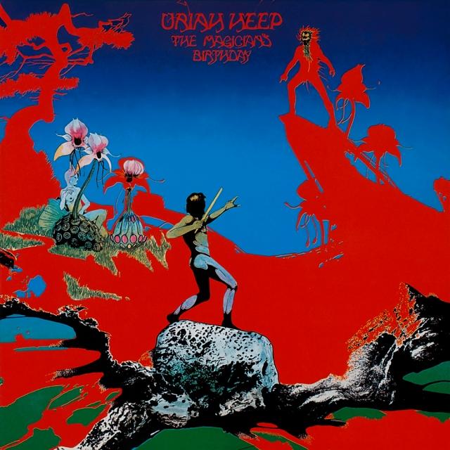 Uriah Heep - Magician