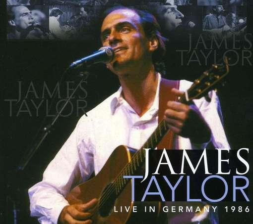 James Taylor 1986