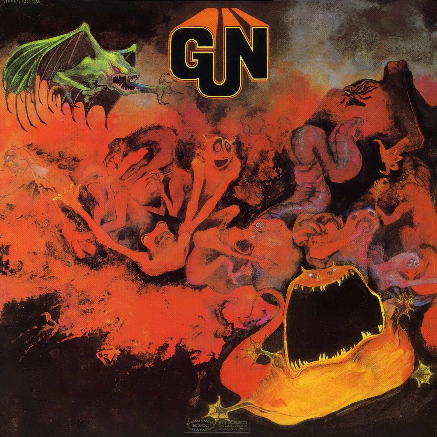 10 Ripping Roger Dean Album Covers