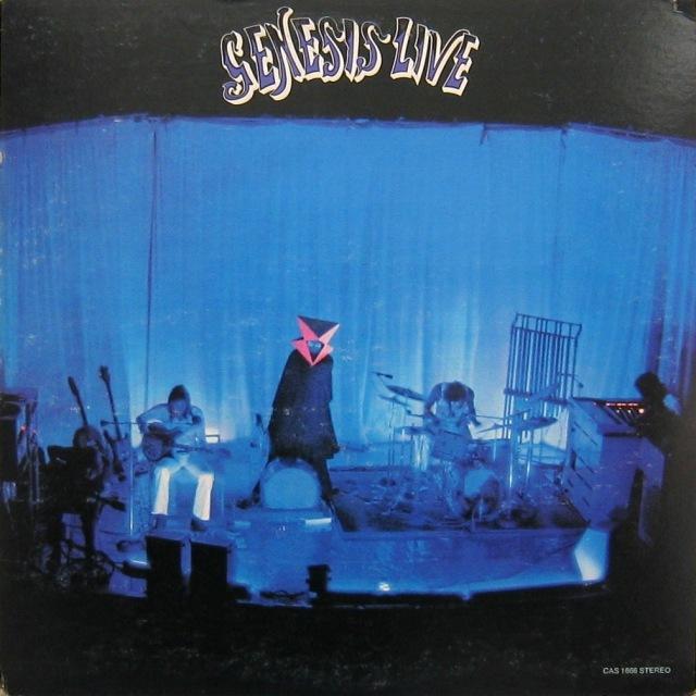 Genesis - Live 1973