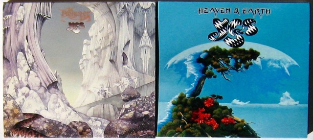 Yes - Relayer + Heaven Earth