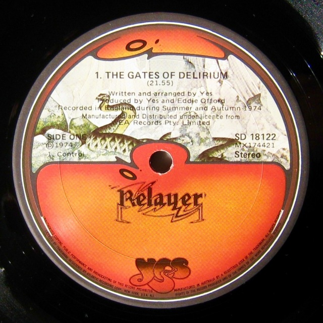 Relayer label