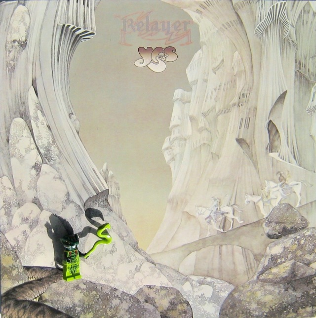 Yes - Relayer with Lego