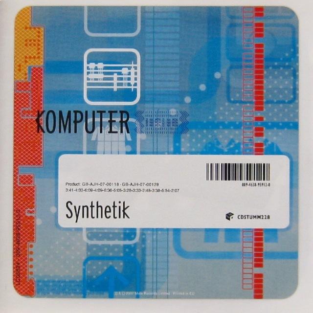 Komputer - Synthetik